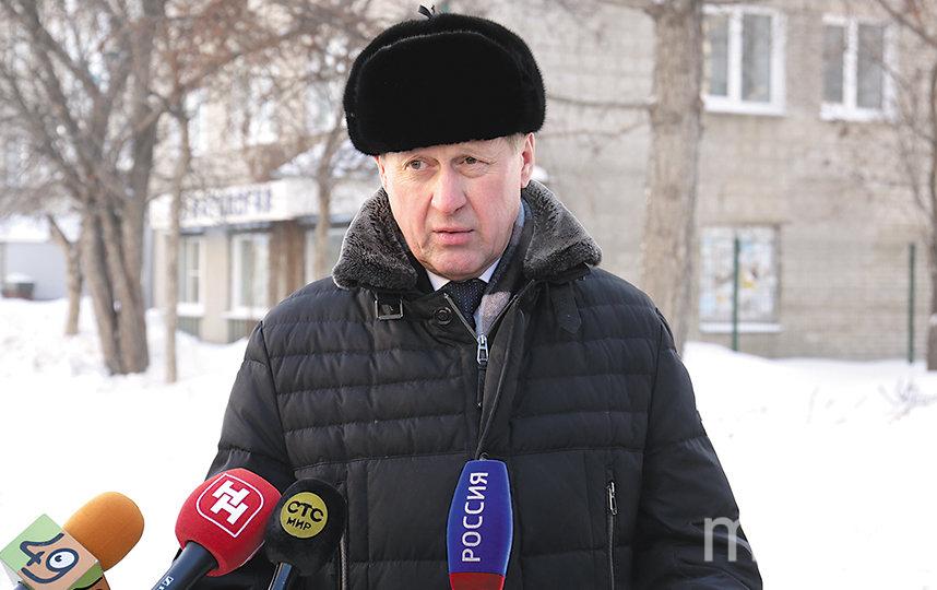 «Рассчитываем, что придание большей самостоятельности администрации района положительно отразится на качестве уборки улиц. Мне как руководителю есть с кого спрашивать за то, что происходит с уборкой на всей подведомственной территории. По результатам работы в течение года будем принимать решение о том, чтобы масштабировать этот опыт на всю территорию Новосибирска». Фото пресс-центр Мэрии Новосибирска