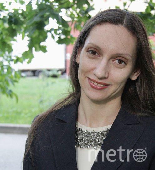 Надежда Самойлова, основатель сети центров для детей с тяжёлыми нарушениями развития «Светлый город».