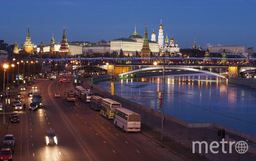 В новогодние праздники в Москву приехали 1,9 миллионов гостей. Фото Pixabay