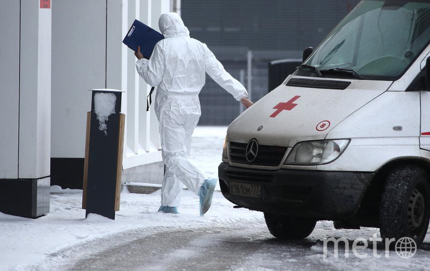 Борьба с коронавирусом стала огромной нагрузкой для медиков. Фото Getty