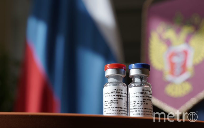 Прививку от COVID-19 уже сделали почти 600 тысяч москвичей. Фото AFP