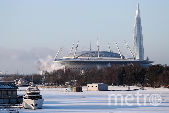 """""""Зенит"""" после долгой паузы возвращается на """"Газпром Арену"""". Фото Getty."""