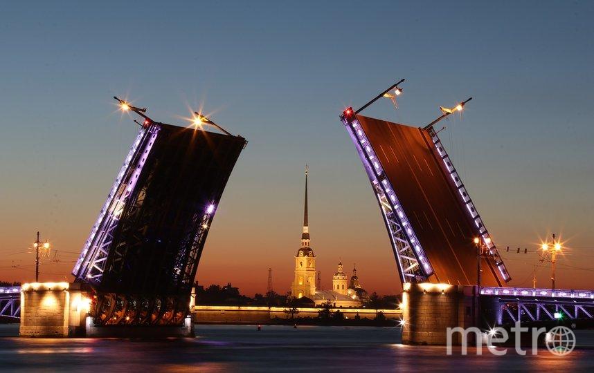 Санкт-Петербург. Фото pixabay.com