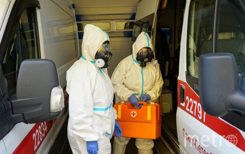 Недавно в Петербурге зафиксировали снижение количества госпитализаций в коронавирусные стационары. Фото https://vk.com/lisovets_d