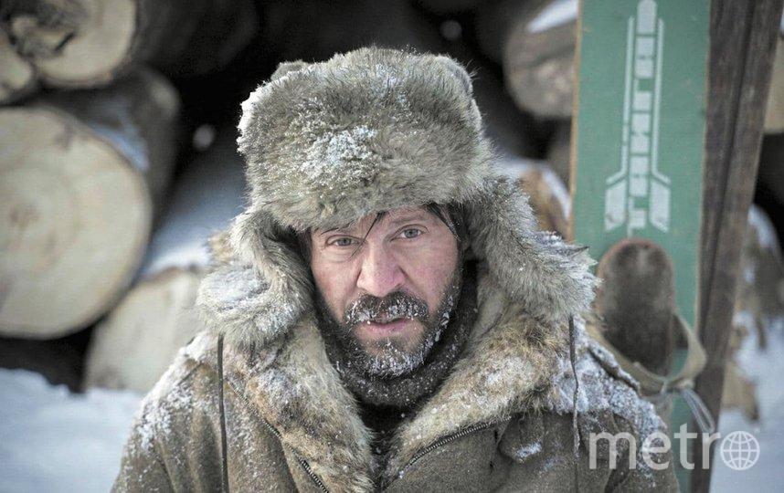 Павел Деревянко готов сниматься в жуткий мороз ради такой роли. Фото пресс-служба видеосервиса START.