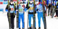 Российские биатлонисты остались без медалей в заключительной гонке чемпионата мира