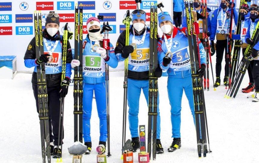 На счету российской команды одна бронзовая медаль. Фото getty