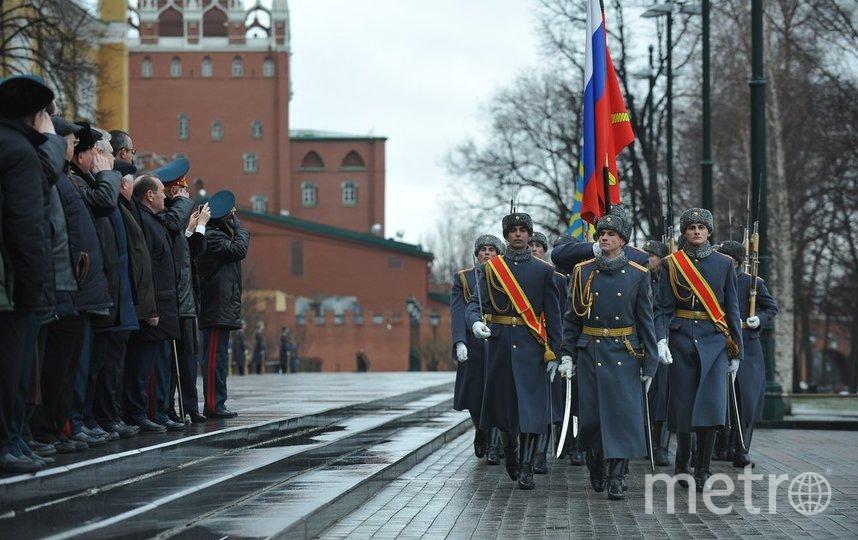 День защитников Отечества отмечается в России уже без малого 100 лет. Фото Александр Авилов
