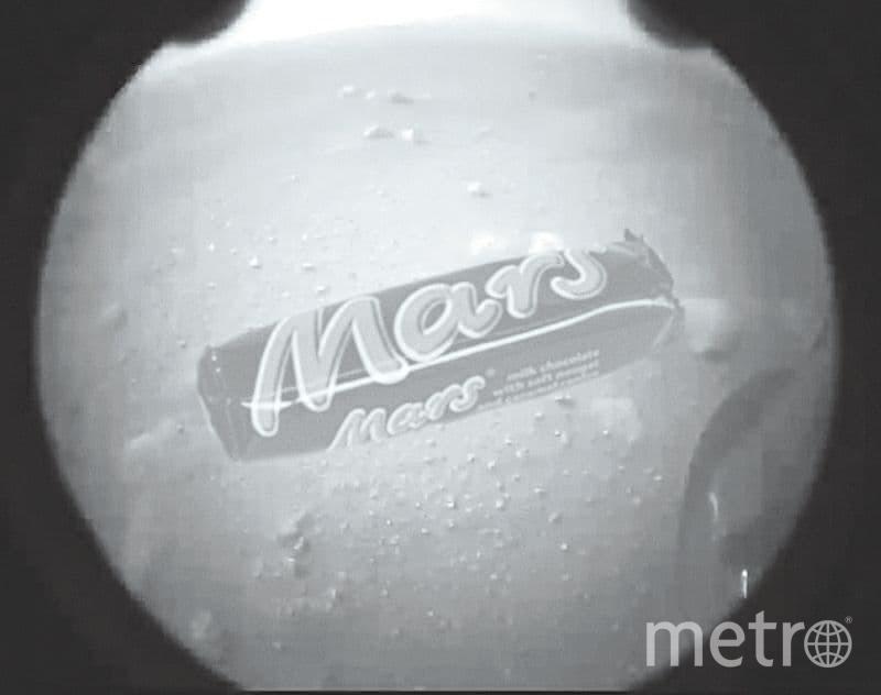 Почему Марс так называется – по версии твиттерян. Фото  twitter, @NK_3Dart.