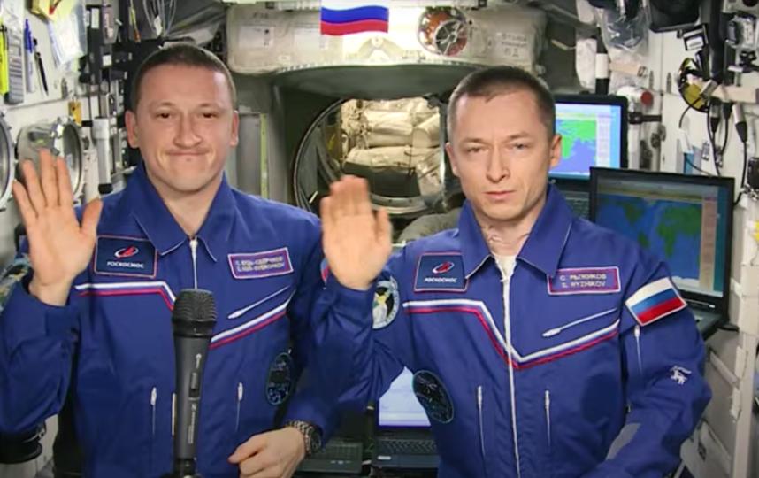 Сергей Кудь-Сверчков и Сергей Рыжиков. Фото Скриншот Youtube https://www.youtube.com/watch?v=zNNe0D0ufws