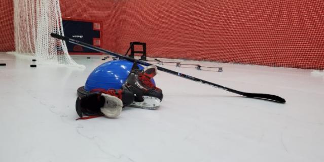 Академия хоккейного мастерства имени Харламова.