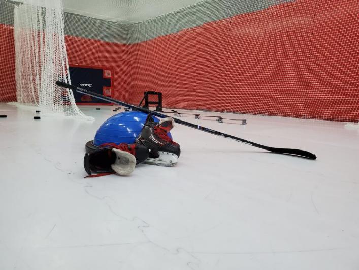 Академия хоккейного мастерства имени Харламова. Фото kharlamov-academy.ru