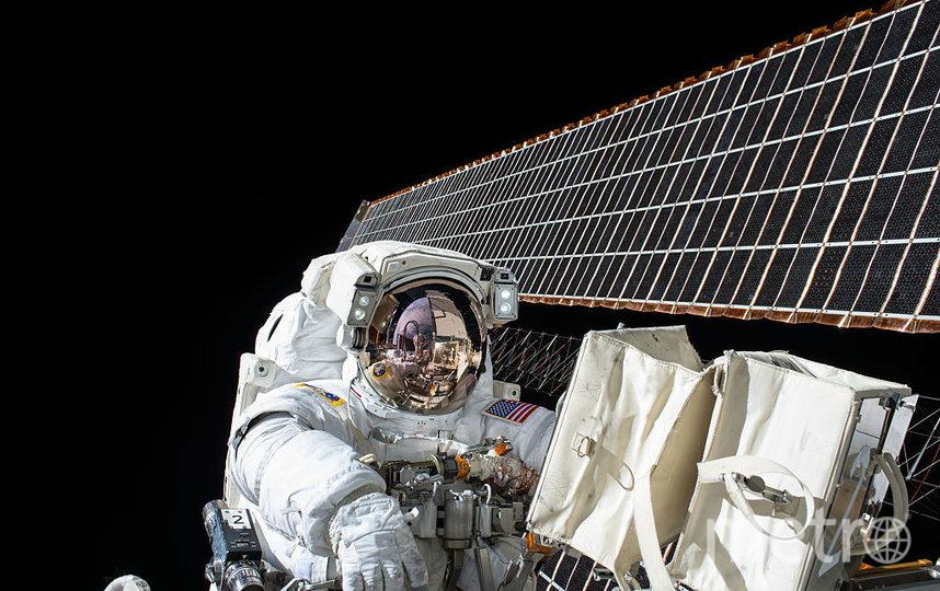 Небольшая утечка воздуха на МКС была зафиксирована в сентябре 2019 года. Фото Getty