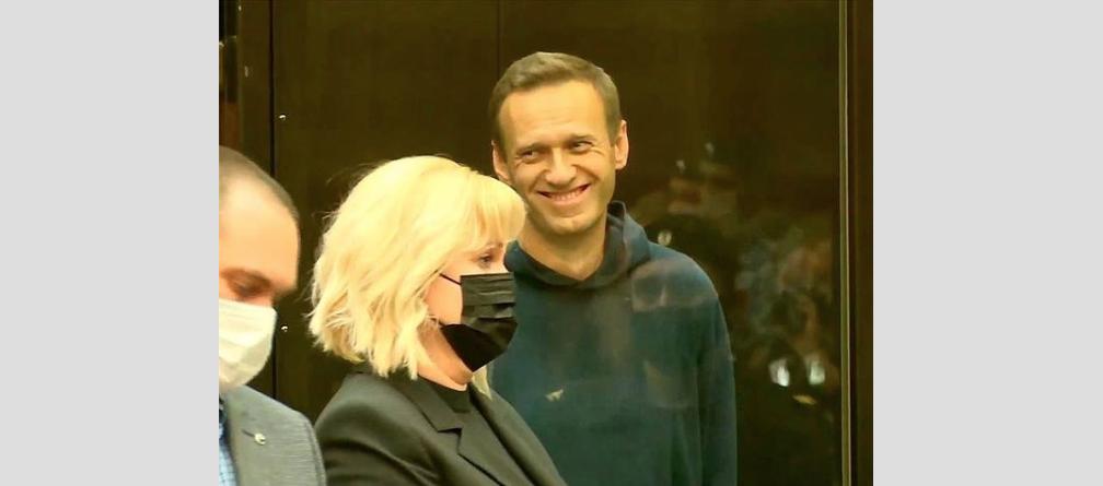 Алексей Навальны. Фото Скриншот Instagram: @navalny