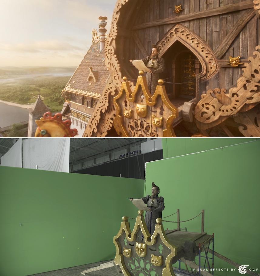Дворцы царя создавали, вдохновляясь картинами художника Ивана Билибина. Фото Предоставлено организаторами