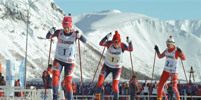 Значительная часть фильма посвящена чемпионату мира 1997 года, где Елена Вяльбе добилась уникального достижения – победила во всех пяти гонках.