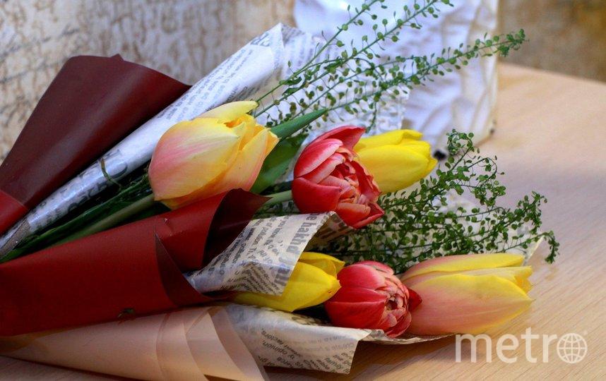 К Международному женскому дню положительно относятся 61% россиян. Фото pixabay.com