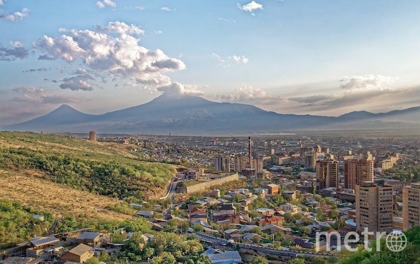 Ереван. Фото pixabay.com