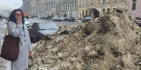 В Петербург пришло тепло. Можно ли уже убирать шубу, рассказывает синоптик