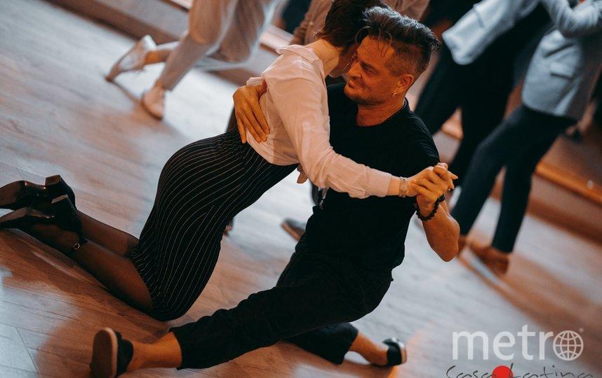 Танцы - это не фитнес, это прежде всего изучение чужой культуры. В этом уверен Федор. Фото VSESAMOE., Предоставлено организаторами