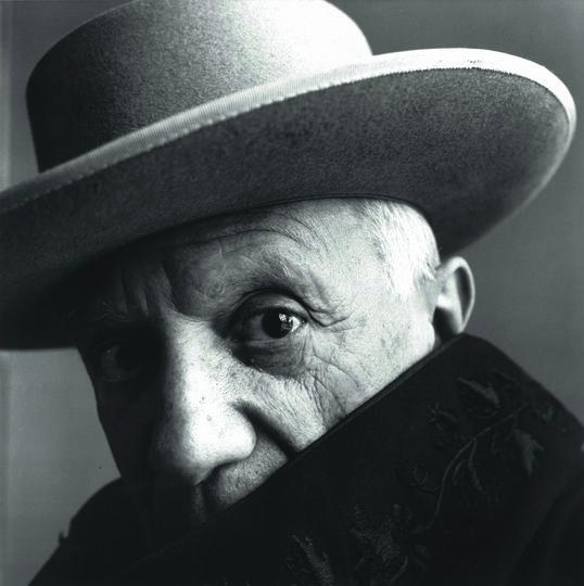 """Работа Пабло Пикассо на выставке """"Париж для своих"""". Фото Предоставлено организаторами"""