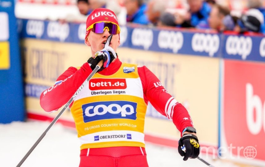 Большунов впервые в жизни чемпион мира. Фото getty