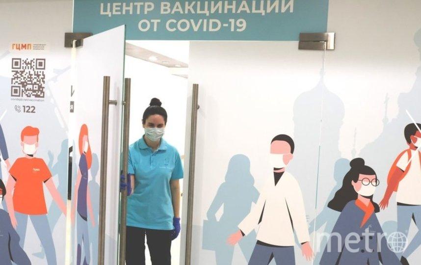 """В ближайшее время прививочные пункты планируют открыть еще в пяти торговых комплексах. Фото Алена Бобрович., """"Metro"""""""