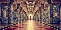 Метро в Петербурге: какие станции будут закрыты на ремонт в ближайшее время
