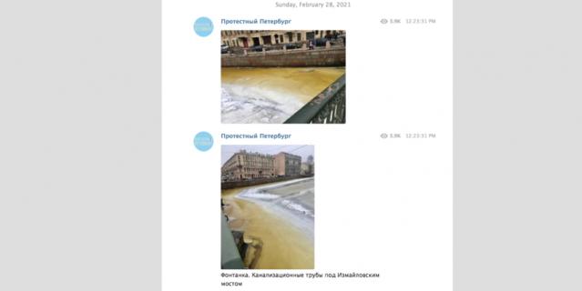 Публикация в Telegram-канале.