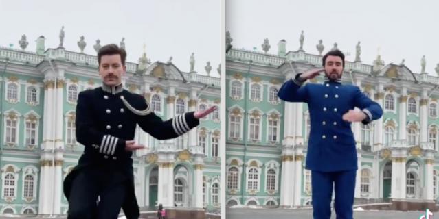Дмитрий Репин и Николай Карпов.