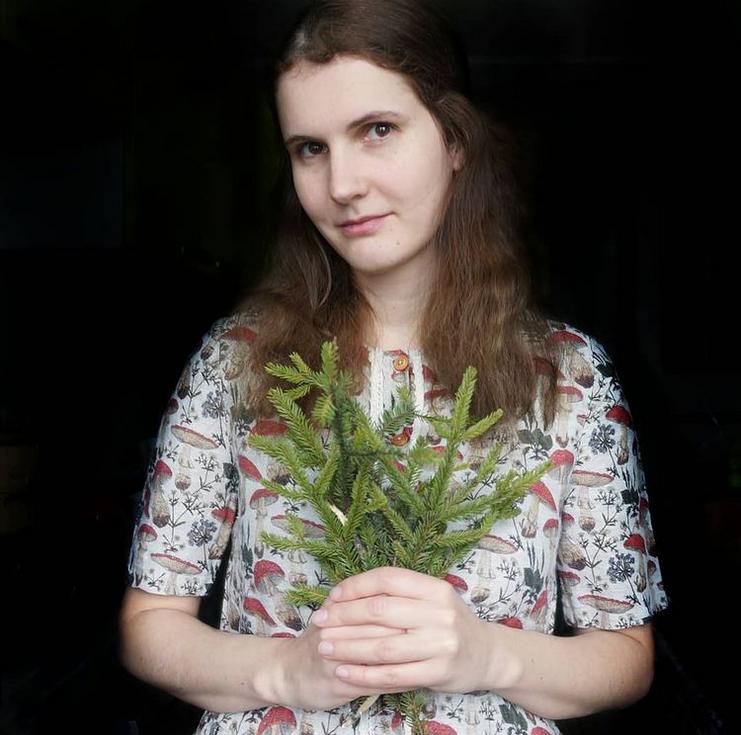 Наталья продаёт вещи со своими принтами. Фото instagram.com@lessnitsya