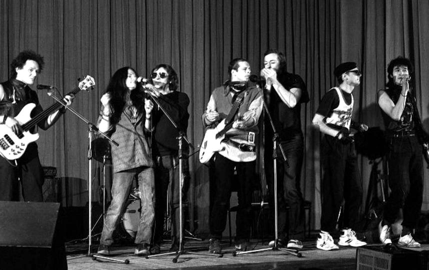 В Строгановском дворце приглашают вспомнить Ленинградский рок-клуб. Фото rusmuseum.ru