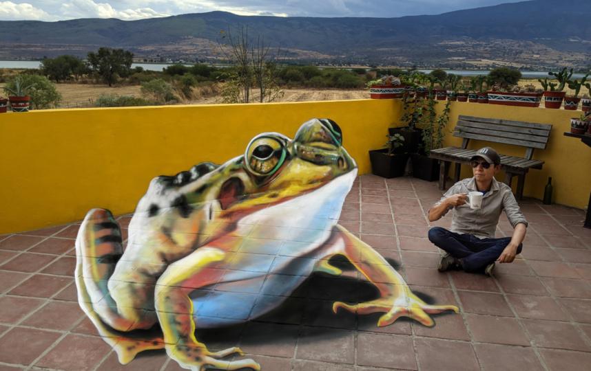 Работа мексиканца. Фото предоставлены героем материала