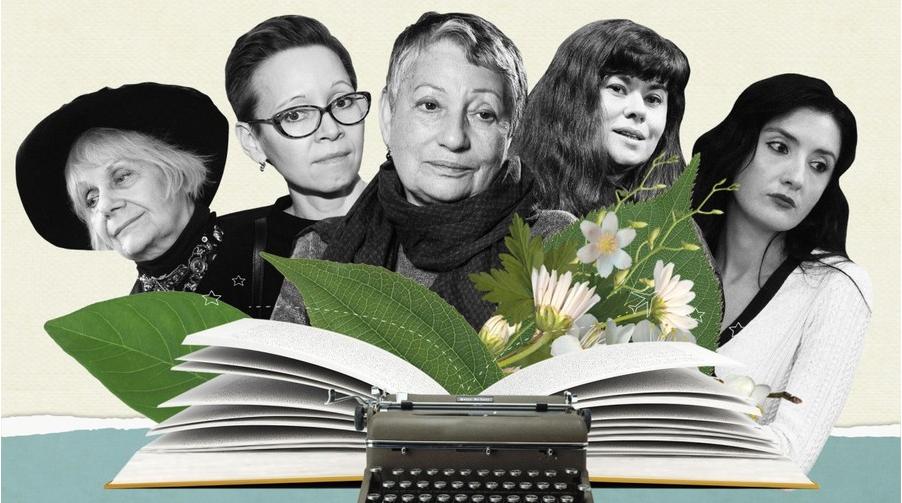В библиотеке им. Н.А Некрасова расскажут, как поменялся рынок женской литературы. Фото lermontovka-spb