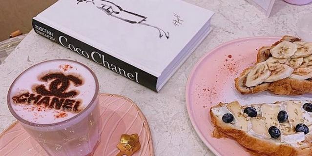 Cafe Chloe.