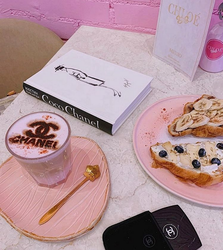 Cafe Chloe. Фото Фото Instagram заведений