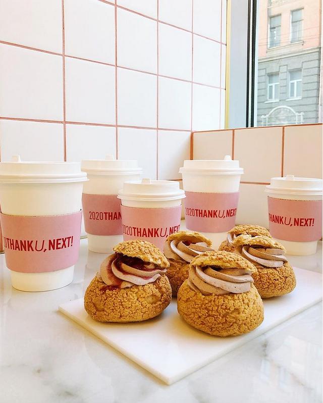 Babe's Bakery. Фото Фото Instagram заведений