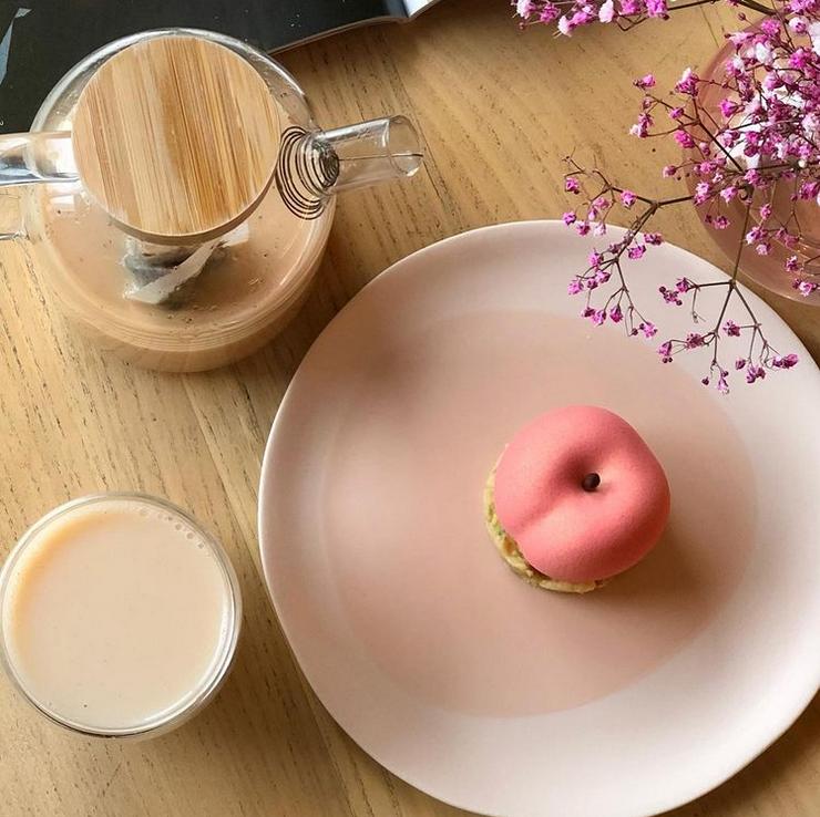 """""""Забыли сахар"""". Фото Фото Instagram заведений"""