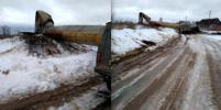Неудачная попытка ремонта водонапорной башни едва не стала трагедией: что произошло в деревне Холмина