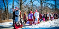 Традиционные гуляния