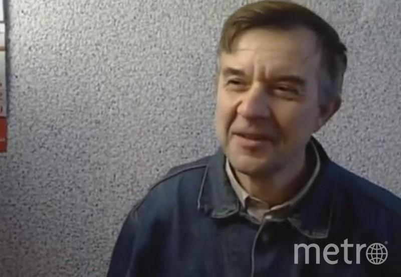 """Мохов морил девушек голодом, держал без света, бил резиновым шлангом. Фото скриншот эфира программы """"Пусть говорят"""""""