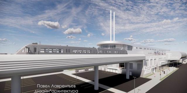 Надземное метро в Ленобласти.