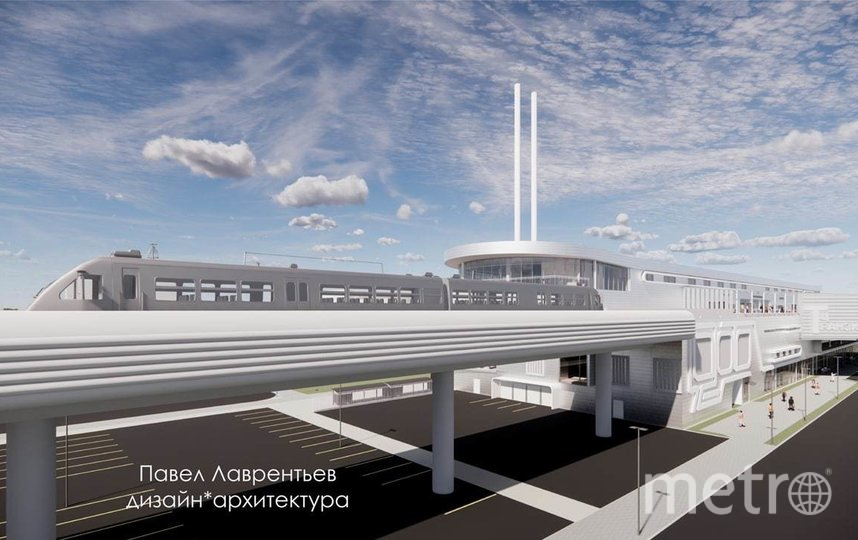 Надземное метро в Ленобласти. Фото https://vk.com/lenoblmetro