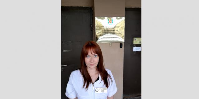 Дарья Гришина заболела в самом начале пандемии, а потом почти год работала в красной зоне.