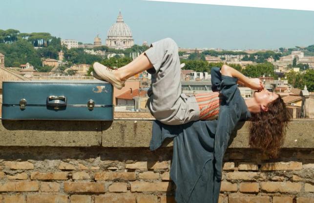 Пока Италия – только на экране. Фото www.kinopoisk.ru