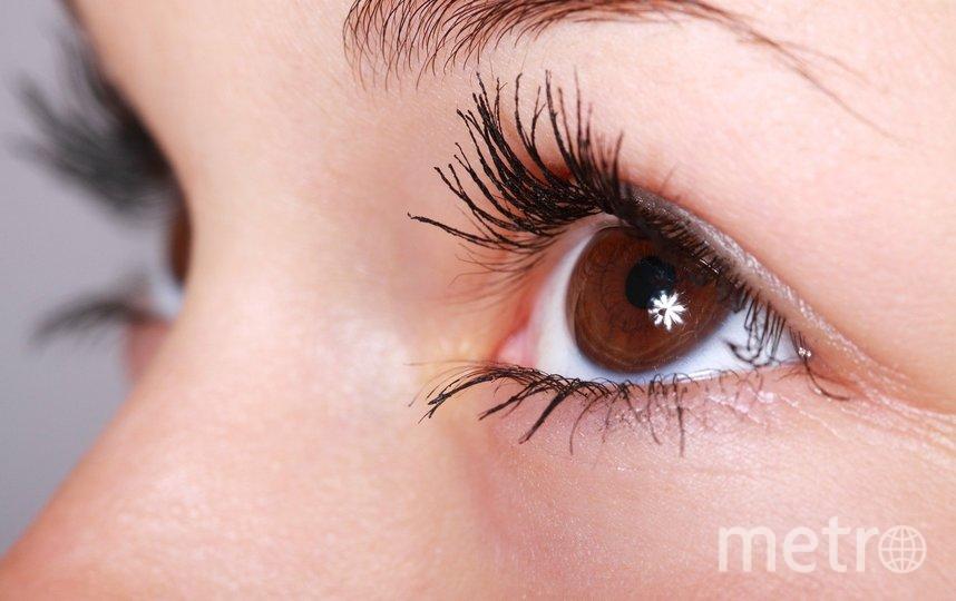 Глаза являются входными воротами инфекции. Фото pixabay
