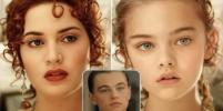 Как выглядела бы дочь Роуз и Джека?