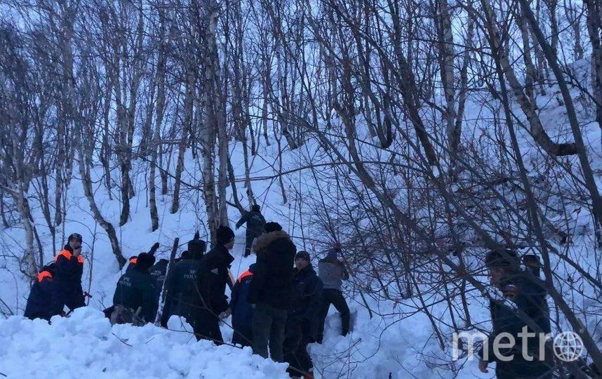 Один мужчина погиб на месте происшествия. Фото СУСК по Камчатскому краю.