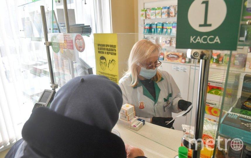 """Евгений Нифантьев выразил надежду на то, что такая акция будет существовать, пока медикаменты для пенсионеров не станут бесплатными. Фото Киселев Сергей/агентство """"Москва"""""""