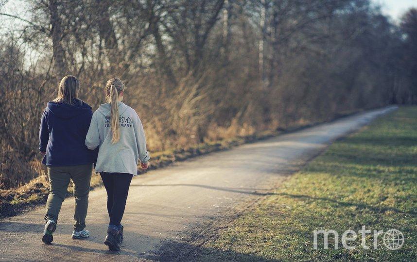 Прогулки на свежем воздуже помогают восстановиться после коронавирусной инфекции. Фото pixabay